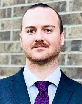 Zach Deery - Law Clerk